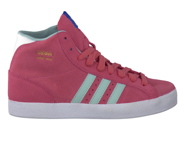 pink ADIDAS shoe BASKET PROFI  - large