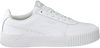 PUMA Baskets CARINA L en blanc  - small