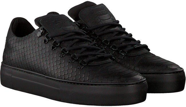 NUBIKK Baskets JAGGER JOE CLASSICS en noir  - large