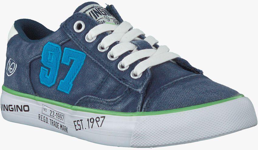 Blauwe VINGINO Sneakers DAVE LOW 97  - larger