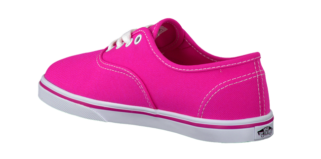 Roze VANS Sneakers K AUTHENTIC LO  - large