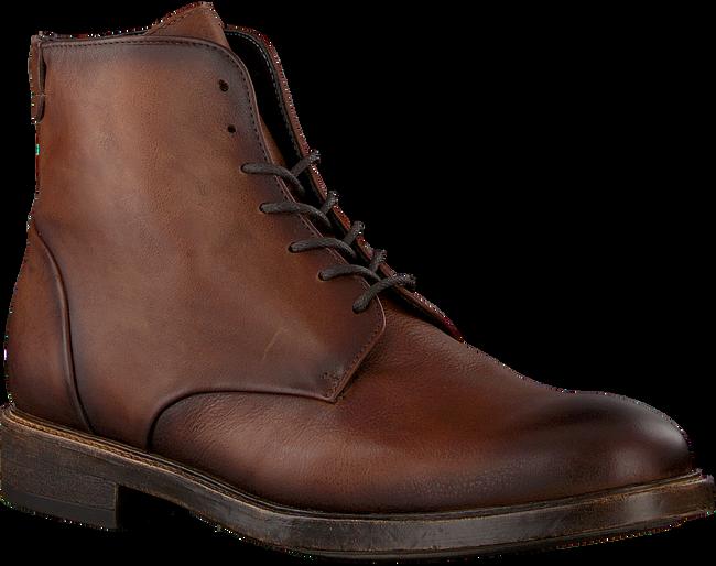 GIORGIO Bottines à lacets HE35683 en marron  - large