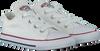 CONVERSE Baskets CTAS OX KIDS en blanc - small