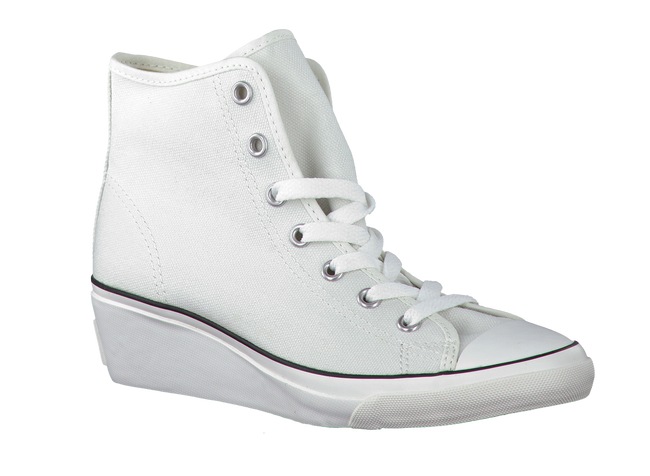 CONVERSE Baskets AS HI NESS en blanc - large