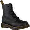 Zwarte DR MARTENS Veterboots PASCAL  - small