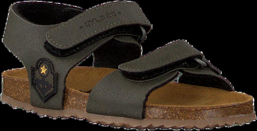 DEVELAB Sandales 48201 en marron  - larger