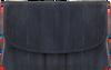 BECKSONDERGAARD Porte-monnaie HANDY RAINBOW AW19 en gris  - small