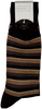 VAN LIER Chaussettes SOKKEN en marron - small