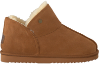 Cognac WARMBAT Pantoffels WILLOW - medium