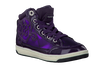GEOX Baskets J34L5A en violet - small