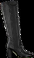 Zwarte FRED DE LA BRETONIERE Lange laarzen 193010041  - medium