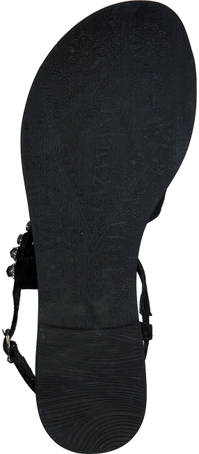Black LAZAMANI shoe 75.582  - large