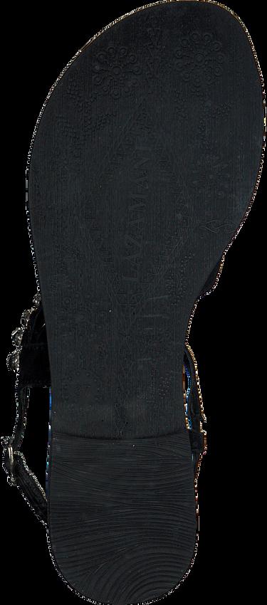 Zwarte LAZAMANI Sandalen 75.582  - larger
