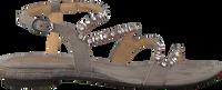 Taupe LAZAMANI Sandalen 85.195  - medium