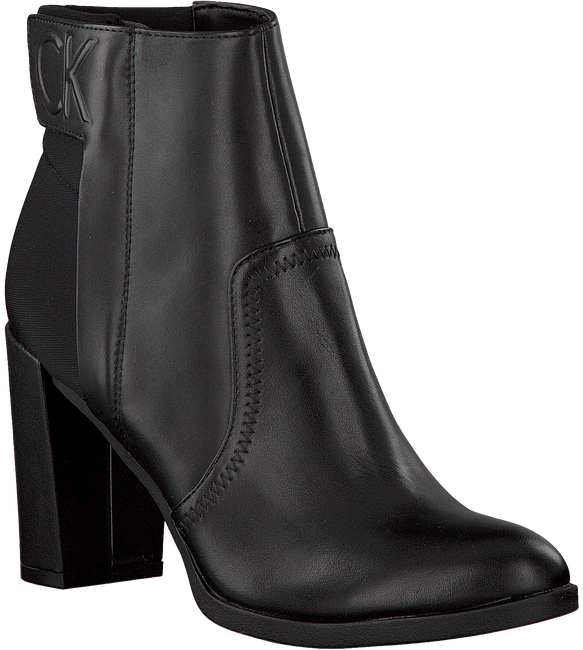Black CALVIN KLEIN shoe E6323  - large