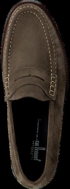 VAN BOMMEL Loafers VAN BOMMEL 15047 en marron - large