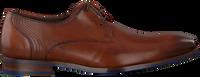 Cognac FLORIS VAN BOMMEL Nette schoenen 18493  - medium
