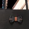 TED BAKER Sac à main BOWMISA en noir - small