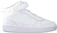 Witte NIKE Hoge sneaker COURT BOROUGH MID 2 (GS)  - medium
