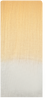 NOTRE-V Foulard BLUE en jaune  - small