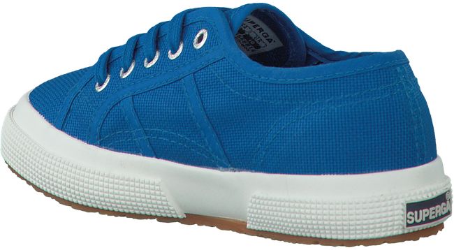 SUPERGA Baskets 2750 KIDS en bleu - large
