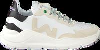 Witte WOMSH Lage sneakers VEGAN  - medium