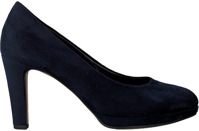 Blauwe GABOR Pumps 270  - large
