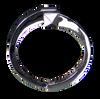 SUPERTRASH Bracelet AW13M076 en argent - small