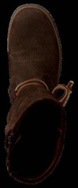 OMODA Bottes hautes K4314 en marron - large