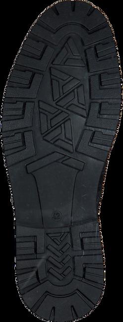OMODA Bottines à lacets 710056 en gris - large
