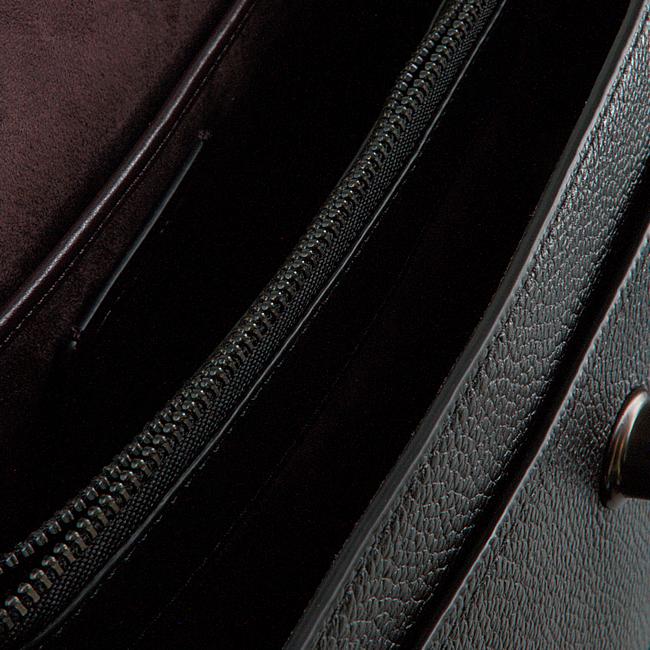 COACH Sac bandoulière SHOULDER BAG en noir  - large