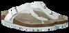 BIRKENSTOCK PAPILLIO Tongs GIZEH en blanc - small