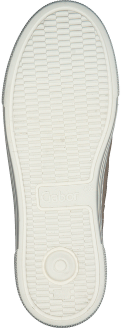 GABOR Baskets basses 464 en beige  - large