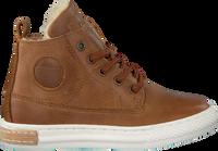 Bruine PINOCCHIO Hoge Sneakers P2851  - medium