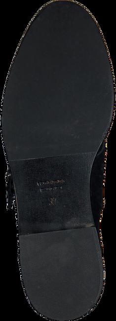 OMODAXMANON Bottines à lacets ABB2850 en noir - large