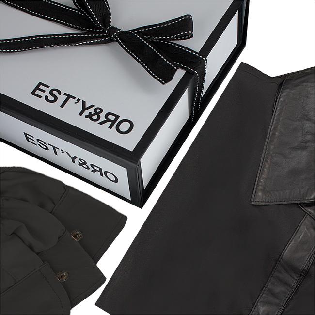 EST'Y&RO Col EST'109 en noir - large