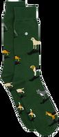 Alfredo Gonzales Chaussettes DOGS en vert  - medium