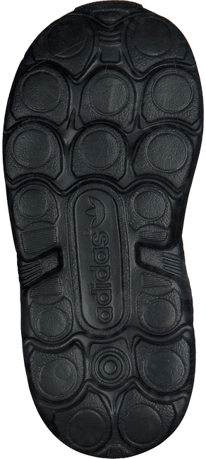 ADIDAS Baskets ZX FLUS EL I en noir - large