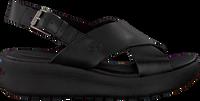 Zwarte TIMBERLAND Sandalen LOS ANGELES WIND SLINGBACK - medium
