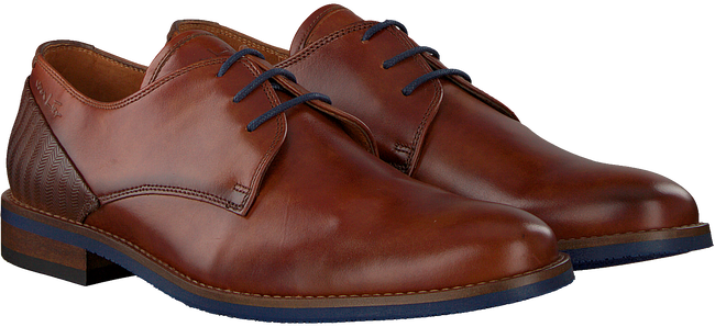 Cognac VAN LIER Nette schoenen 1915311  - large