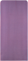 TOMMY HILFIGER Foulard TH CUBE en bleu  - medium