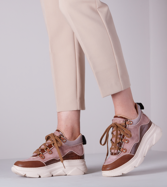 Roze NOTRE-V Lage sneakers 631  - large