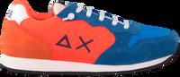 Blauwe SUN68 Lage sneakers TOM FLUO  - medium