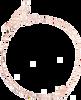 ALLTHELUCKINTHEWORLD Bracelet ELEMENTS BRACELET TRIANGLE SOL en or - small