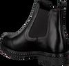 Zwarte OMODA Chelsea boots 74B-010  - small