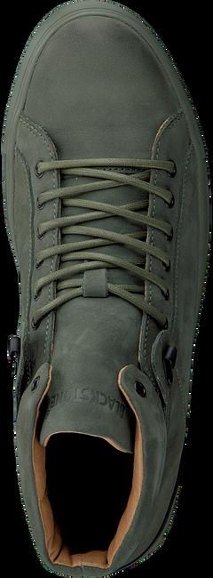 BLACKSTONE Baskets OM65 en vert - large