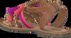GIOSEPPO Sandales NAMBITA en rose - small
