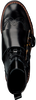 SCOTCH & SODA Bottes hautes OLIVINE en noir  - small