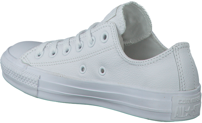CONVERSE Baskets CT OX en blanc - large