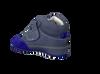 Blue SHOESME shoe BP110490  - small